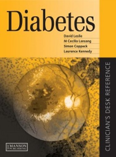Diabetes- Clinician's Desk Reference