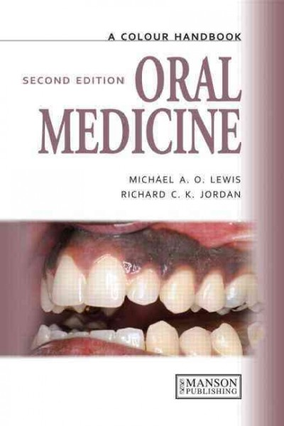 Colour Handbook: Oral Medicine, 2nd ed. Paperback