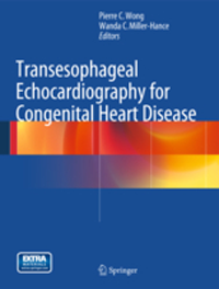 Transoesophageal Echocardiography for Congenital HeartDisease