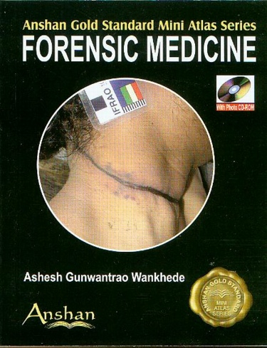 Mini Atlas of Forensic Medicine, with Mini CD-ROM
