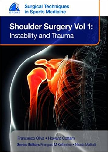 Surgical Techniques in Sports Medicine:Shoulder Surgery, Vol.1:Instability & Trauma