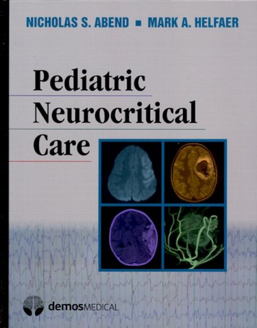 Pediatric Neurocritical Care