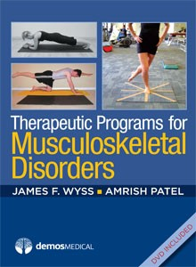 Therapeutic Programs for Musculoskeletal Disorders(With DVD-ROM)