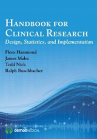 Handbook for Clinical Research- Design, Statistics & Implementation