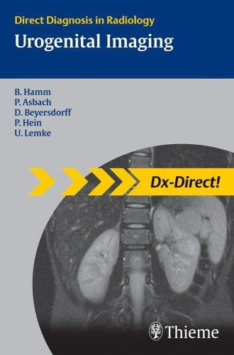 Urogenital Imaging- Direct Diagnosis in Radiology