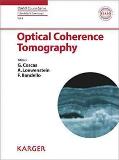 Optical Coherence Tomography- Esaso Course Series, Vol.4