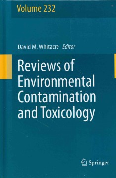 Reviews of Environmental Contamination & Toxicology 232