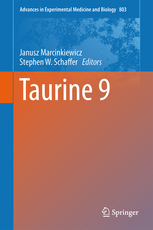 Advances in Experimental Medicine & Biology, Vol.803- Taurine 9