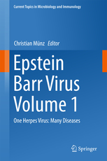 Current Topics in Microbiology & Immunology, Vol.390- Epstein Barr Virus, Vol.1