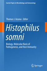 Current Topics in Microbiology & Immunology, Vol.396- Histophilus Somni
