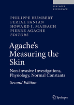 Agache's Measuring the Skin, 2nd ed., in 2 vols.- Non-Invasive Investigations, Physiology, NormalConstants