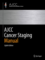 AJCC Cancer Staging Manual, 8th ed.