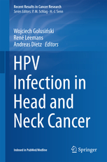 Recent Results in Cancer Research, Vol.206- Hpv Infection in Head & Neck Cancer
