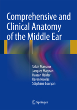 Comprehensive & Clinical Anatomy of Middle Ear