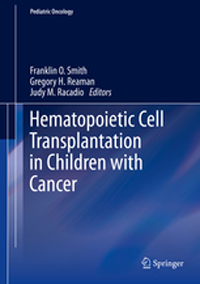 Hematopoietic Cell Transplantation in Children withCancer