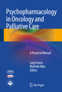 Psychopharmacology in Oncology & Palliative Care- A Practical Manual