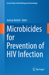 Current Topics in Microbiology & Immunology, Vol.383- Microbicides for Prevention of HIV Infection