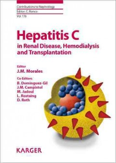 Contributions to Nephrology, Vol.176- Hepatitis in Renal Disease, 2nd ed.