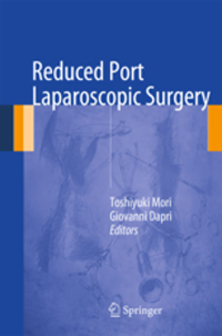 Reduced Port Laparoscopic Surgery