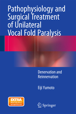 Pathophysiology & Surgical Treatment of UnilateralVocal Fold Paralysis- Denervation & Reinnervation