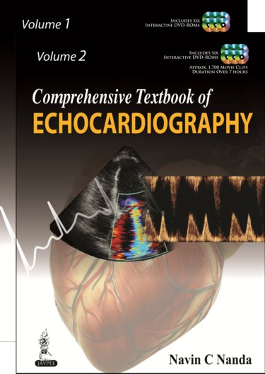 Comprehensive Textbook of Echocardiography, in 2 vols.
