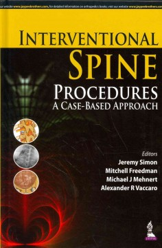 Interventional Spine Procedures- Case-Based Approach