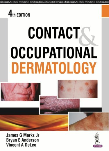Contact & Occupational Dermatology, 4th ed.