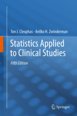 Statistics Applied to Clinical Studies, 5th ed.