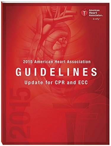 AHA Guidelines Update for CPR & ECC 2015(15-1001)