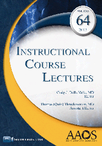 Instructional Course Lectures, Vol.64 (2015)