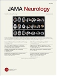 "JAMA NeurologyFormerly ""Archives of Neurology"""