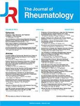 Journal of Rheumatology