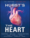 Hurst's the Heart, 13th ed., in 2 vols., with DVD