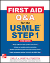First Aid Q&A for USMLE Step 1, 3rd ed.