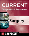 Current Diagnosis & Treatment Surgery, 14th ed., withCD-ROM