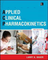Applied Clinical Pharmacokinetics, 3rd ed.
