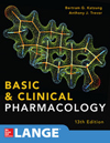 Basic & Clinical Pharmacology, 13th ed.