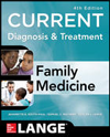 Current Diagnosis & Treatment in Family Medicine,4th ed.