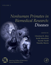 Nonhuman Primates in Biomedical Research, 2nd ed.Vol.2 : Diseases
