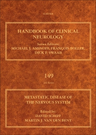 Handbook of Clinical Neurology, Vol.149- Metastatic Disease of Nervouse System
