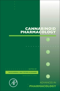 Advances in Pharmacology, Vol.80-  Cannabinoid Pharmacology
