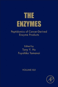 Enzymes, Vol.42- Peptidomics of Cancer-Derived Enzyme Products