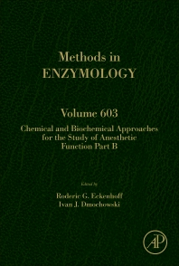 Methods in Enzymology, Vol.603- Chemical & Biochemical Approaches for the Study of