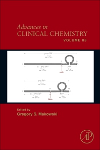 Advances in Clinical Chemistry, Vol.85