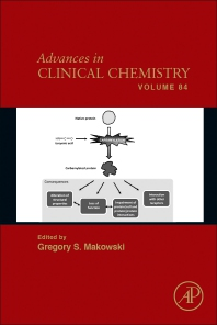 Advances in Clinical Chemistry, Vol.84
