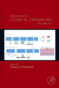 Advances in Clinical Chemistry, Vol.83