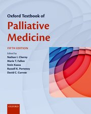 Oxford Textbook of Palliative Medicine, 5th ed.,Paperback