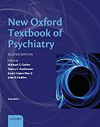 New Oxford Textbook of Psychiatry, 2nd ed., in 2 vols.Paperback