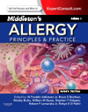 Middleton's Allergy, 8th ed., in 2 vols.- Principles & Practice