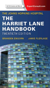 Harriet Lane Handbook, 20th ed.- A Manual for Pediatric House Officers